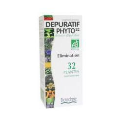 Biotechnie Depuratif Phyto 32 Bio 300 ml