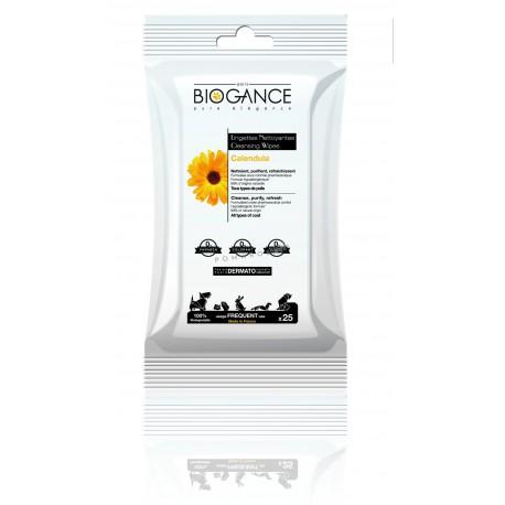 Biogance Lingettes Nettoyantes 25 Lingettes