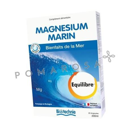 Biotechnie Cure Magnésium Marin 20 Ampoules