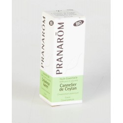 Pranarôm Huile Essentielle Bio Cannelier de Ceylan 5 ml