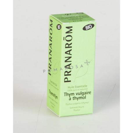 Pranarôm Huile Essentielle Bio Thym à Thymol 5 ml