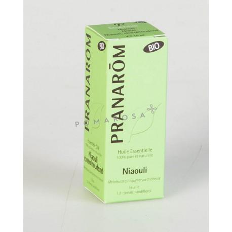 Pranarôm Huile Essentielle Bio Niaouli 10 ml