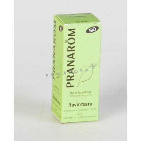 Pranarôm Huile Essentielle Bio Ravintsara 10 ml