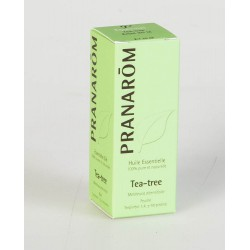 Pranarôm Huile Essentielle Tea Tree 10 ml