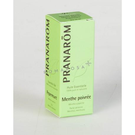 Pranarôm Huile Essentielle Menthe Poivrée 10 ml