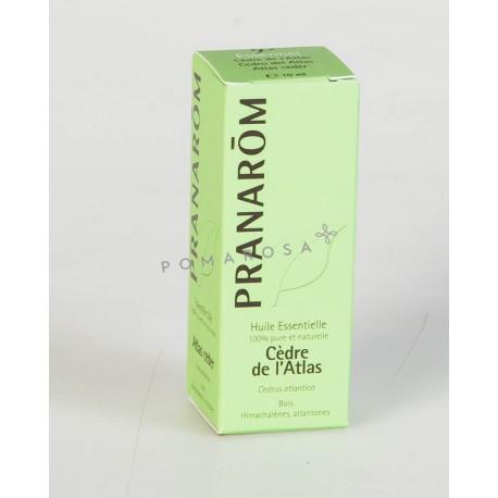 Pranarôm Huile Essentielle Cèdre de l'Atlas 10 ml