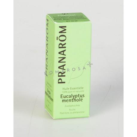 Pranarôm Huile Essentielle Eucalyptus Mentholé 10 ml
