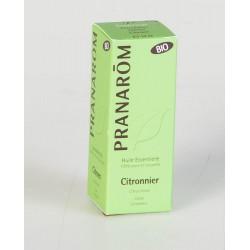 Pranarôm Huile Essentielle Bio Citronnier 10 ml