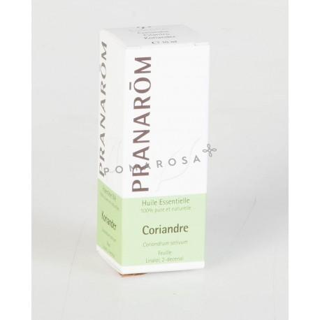 Pranarôm Huile Essentielle Coriandre 10 ml