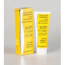 Aquasilice Soin Visage Jour Miel de Manuka 50 ml
