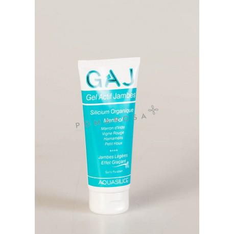 Aquasilice GAJ Gel Actif Jambes Lourdes 100 ml