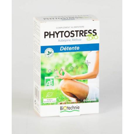 Biotechnie Phytostress Détente 60 Comprimés