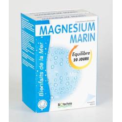 Biotechnie Cure Magnésium Marin 40 Ampoules