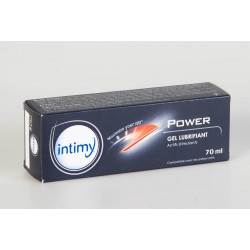 Intimy Gel Lubrifiant Power 70 ml