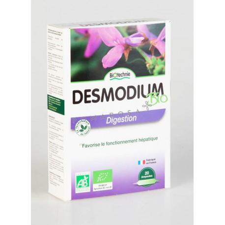 Biotechnie Desmodium Bio 20 Ampoules