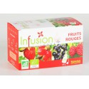 Biotechnie Infusion Bio Fruits Rouges 20 Sachets