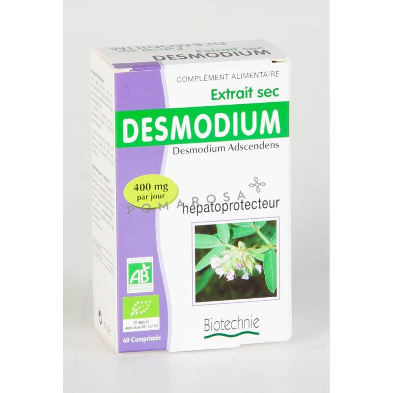 Biotechnie Extrait Sec Desmodium Bio 60 Comprimés