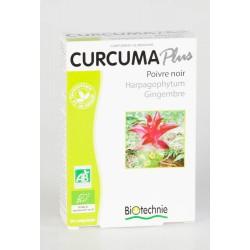 Biotechnie Curcuma Articulations Bio 60 Comprimés