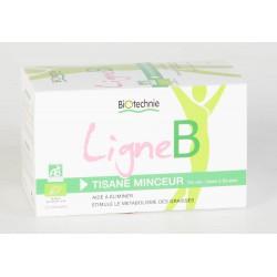 Biotechnie Ligne B Tisane Minceur 20 Sachets