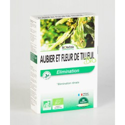 Biotechnie Aubier de Tilleul Bio 20 Ampoules