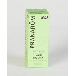Pranarom Huile Essentielle Bio Basilic Exotique 10 ml