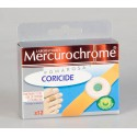 Mercurochrome Pansements Coricides 12 Unités