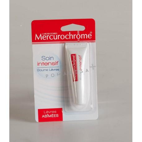 Mercurochrome Baume lèvres Soin Intensif 10 ml