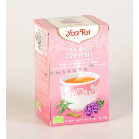 Tisane Yogi Tea Equilibre Féminin