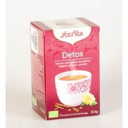 Thé Detox Yogi Tea