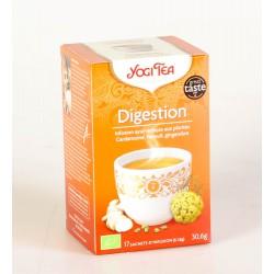 Thé bio Yogi Tea pour la Digestion