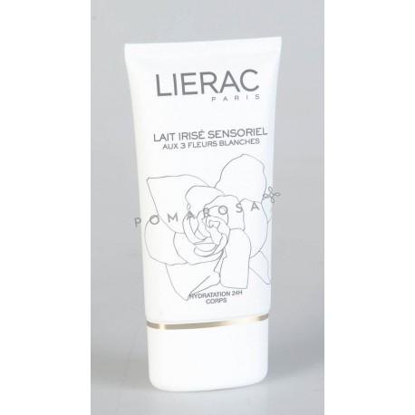 Lierac Lait Sensoriel aux 3 fleurs Blanches 150 ml