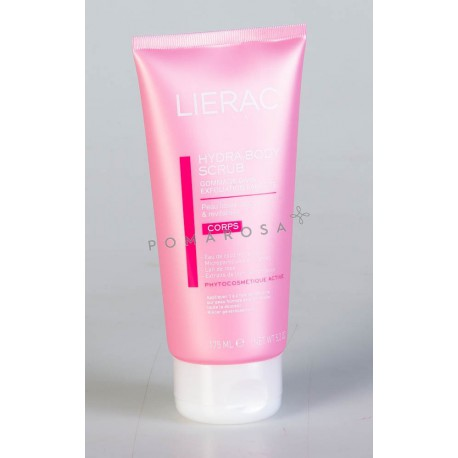Lierac Hydra Body Scrub 175ml